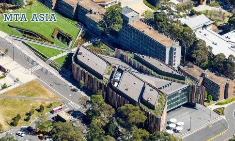 Du học Úc Macquarie University