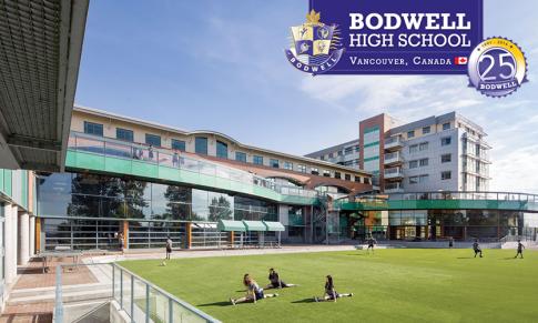 Du học trường Bodwell High School – Canada