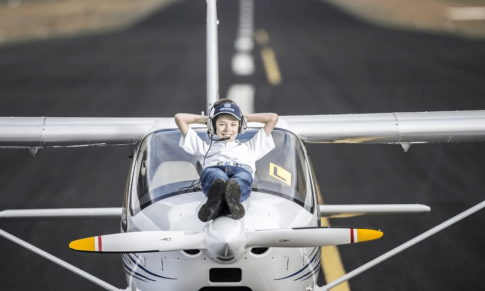 Summer Camp – Trải nghiệm phi công tại Học viên Hàng không Châu Á
